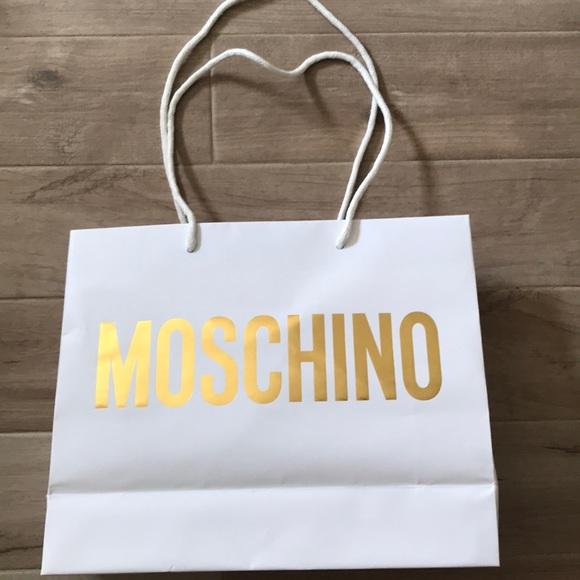 Moschino Bags Moschino Shopping Bag Poshmark